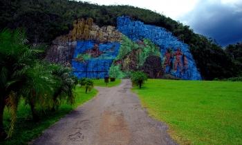 Mural De La Prehistoria